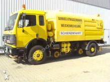 veículo de limpeza / sanitário de estrada Mercedes SK