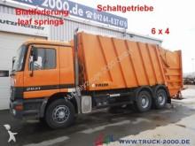 Mercedes 2631 Actros 6x4 Faun Variopress Schalter/Blatt