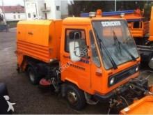 Multicar waste collection truck