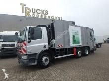 DAF CF75.260 + Garbagetruck + euro5