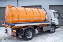 camion hydrocureur Mercedes