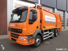 camion benne à ordures ménagères DAF