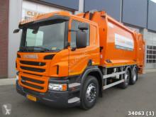 camion de colectare a deşeurilor menajere Scania