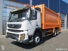 camión volquete para residuos domésticos nuevo