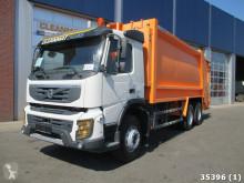 camion de colectare a deşeurilor menajere nou