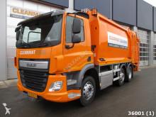 camion de colectare a deşeurilor menajere DAF