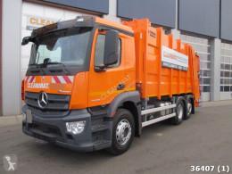 Mercedes Antos 2533