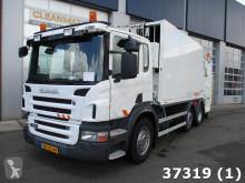 camião basculante para recolha de lixo Scania