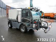 camion cu echipament de măturat străzi Boshung