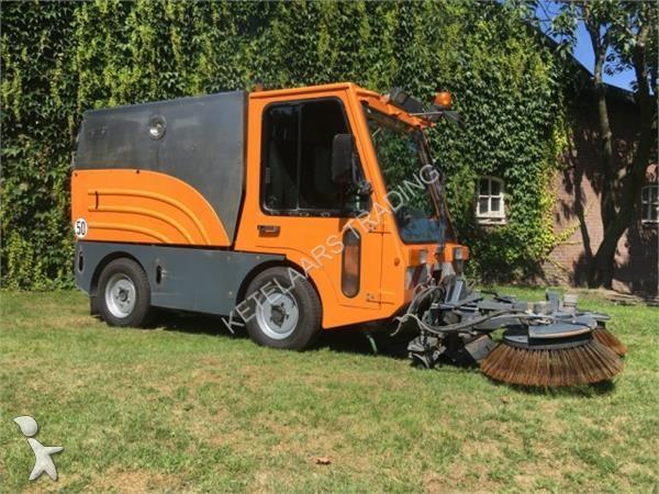 camion hydrocureur hako citymaster 1800 veegmachine. Black Bedroom Furniture Sets. Home Design Ideas
