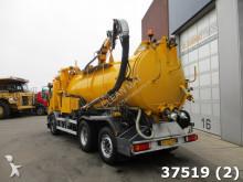 camion hydrocureur Ginaf