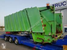 camion benne à ordures ménagères Faun