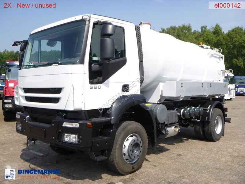 Utilaje pentru drumuri Iveco AD190T38 vacuum truck / NEW/UNUSED