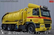 camião limpa fossas usado