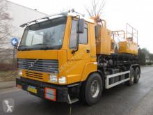 camión limpia fosas Terberg