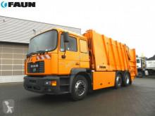 MAN ME 280 B Müllwagen Faun