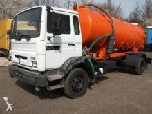 Renault Druck- und Saugwagen