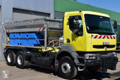 Renault KERAX 300 6x4 WINTERDIENST Twistlock road network trucks