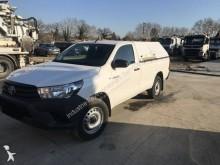 camion hydrocureur Toyota