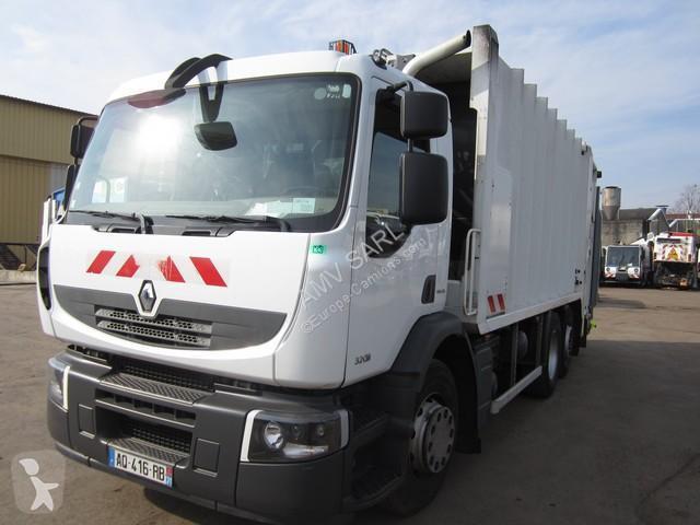 Gemeentevoertuig Renault