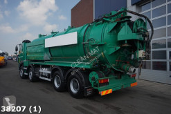 camion hydrocureur DAF