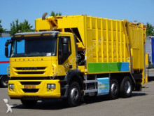 Iveco STRALIS EURO 5 ON NATURAL GAS! GEESINK