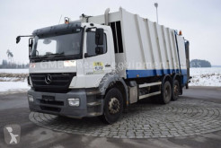 Mercedes Axor 2529 EURO 4, Faun Powerpress INT 10297