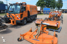 camion spazzatrice Multicar