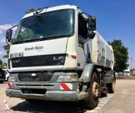 DAF road sweeper