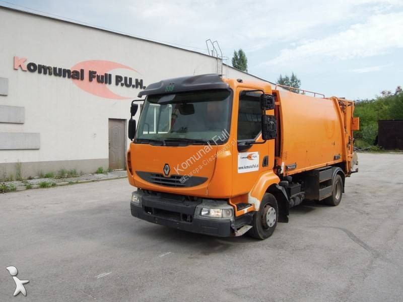 Utilaje pentru drumuri Renault