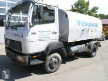 Mercedes road sweeper