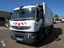 camion de colectare a deşeurilor menajere Renault