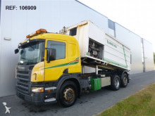 hogedrukspoelwagen Scania