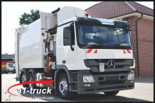 Mercedes Actros 2532 L 6x2 Speedline Seitenlader, 26 m³, Lenkachse