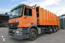 Mercedes 3241 8x2 BL - TACHO ANALOG - HALLER 28 m³