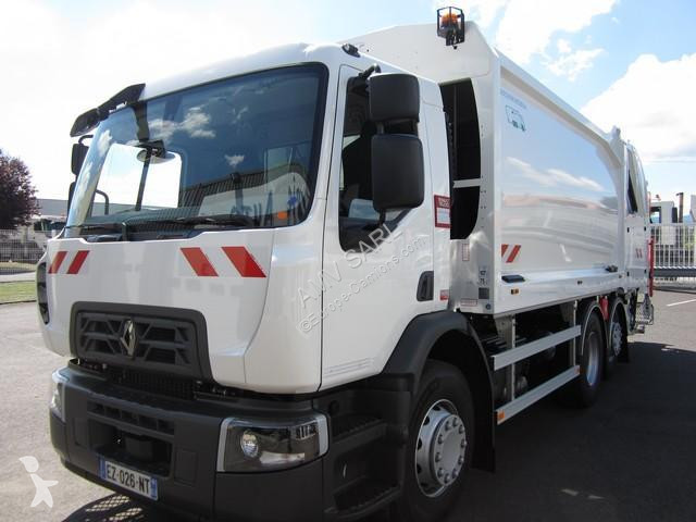 View images Renault WIDE D19 road network trucks