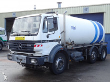 Mercedes 2324 Vacuum/Toilet Truck 15.000L V6 Good Condition