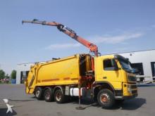 Volvo waste collection truck