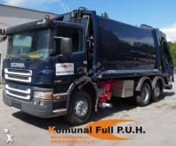 vuilniswagen Scania