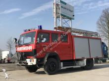 Mercedes LK 1120 AF Expedition 9 Sitzer, Vorbaupumpe, Sta