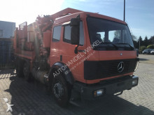 Mercedes 2429 Spuelmaster Haller V8 Manual gear