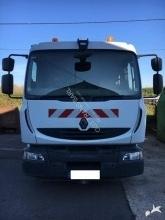 veegwagen Renault