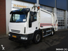 Ginaf waste collection truck