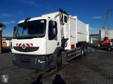Renault Premium 280 DXI garbage truck, side discharge