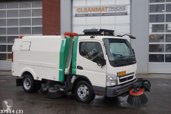 Mitsubishi road sweeper