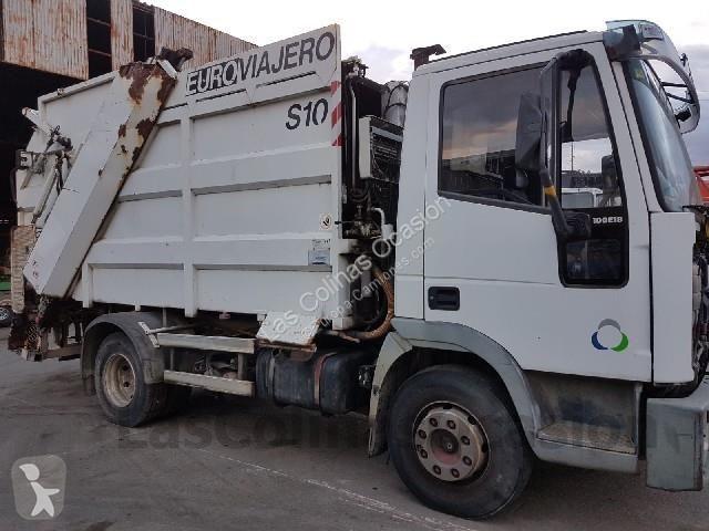Maquinaria vial Iveco 100E18
