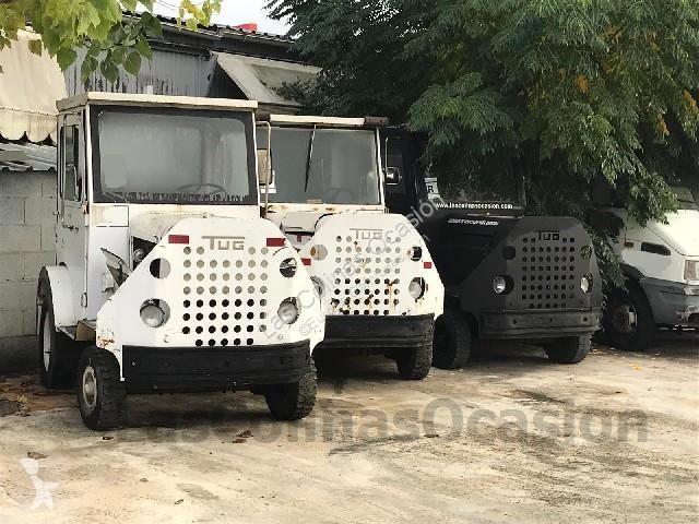 Maquinaria vial nc Tracteur à bagages