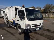camião basculante para recolha de lixo Mitsubishi