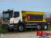 used gritting truck
