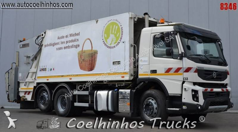 Volvo road network trucks